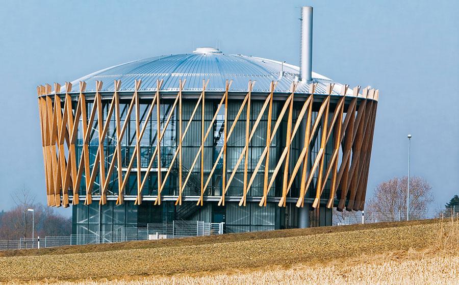 Matteo Thun Milano, Power Plant, Schwendi (DE), Foto: © Jens Weber