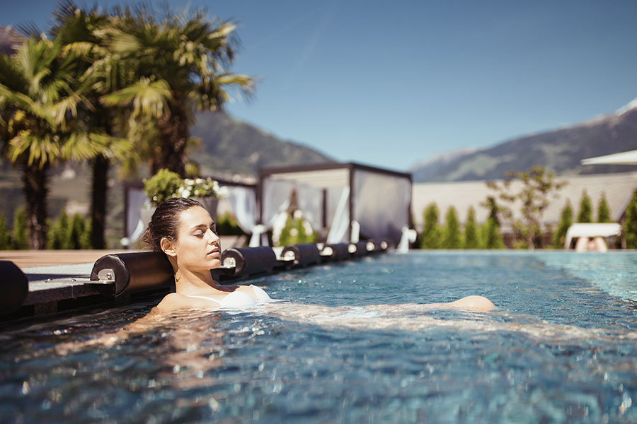 Belvita Leading Wellness Hotels Südtirol: Pool