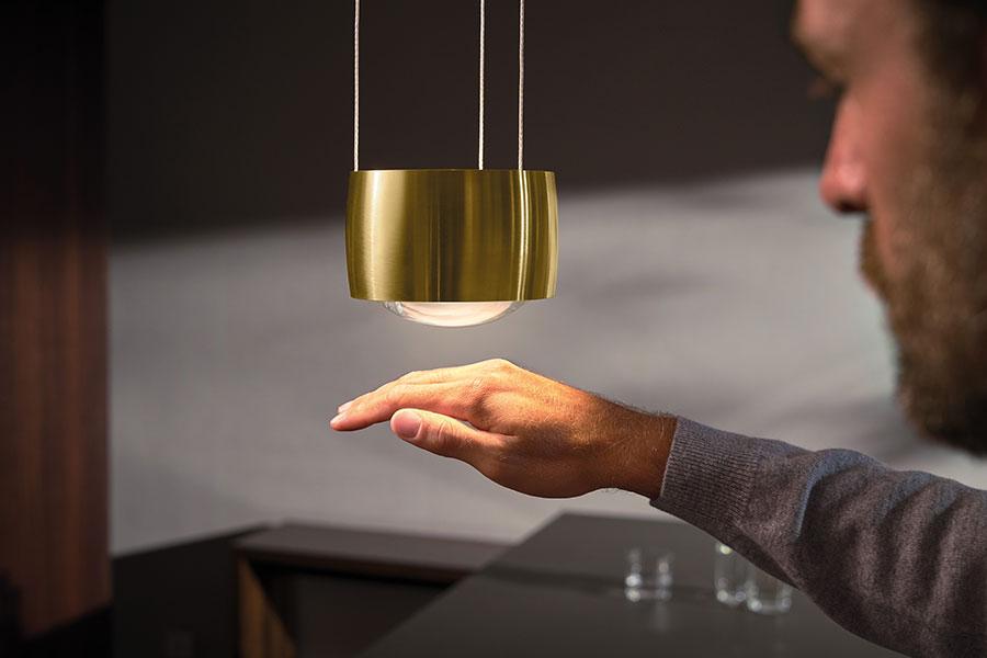 Lampe von Occhio