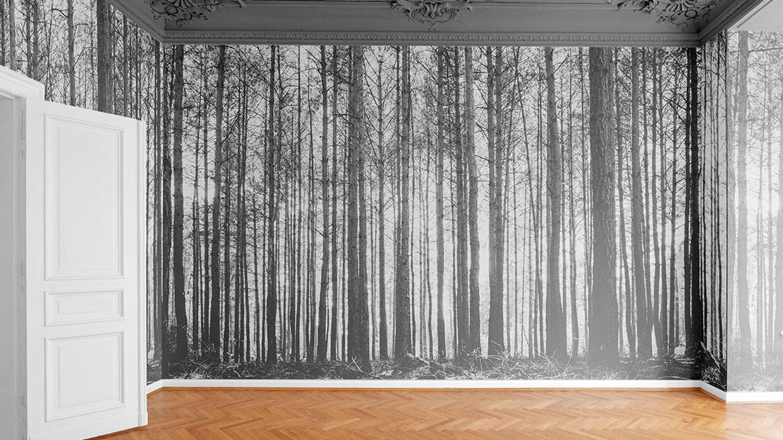 Wandkultur belebt die Räume