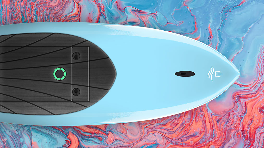 Olo One Surfboard